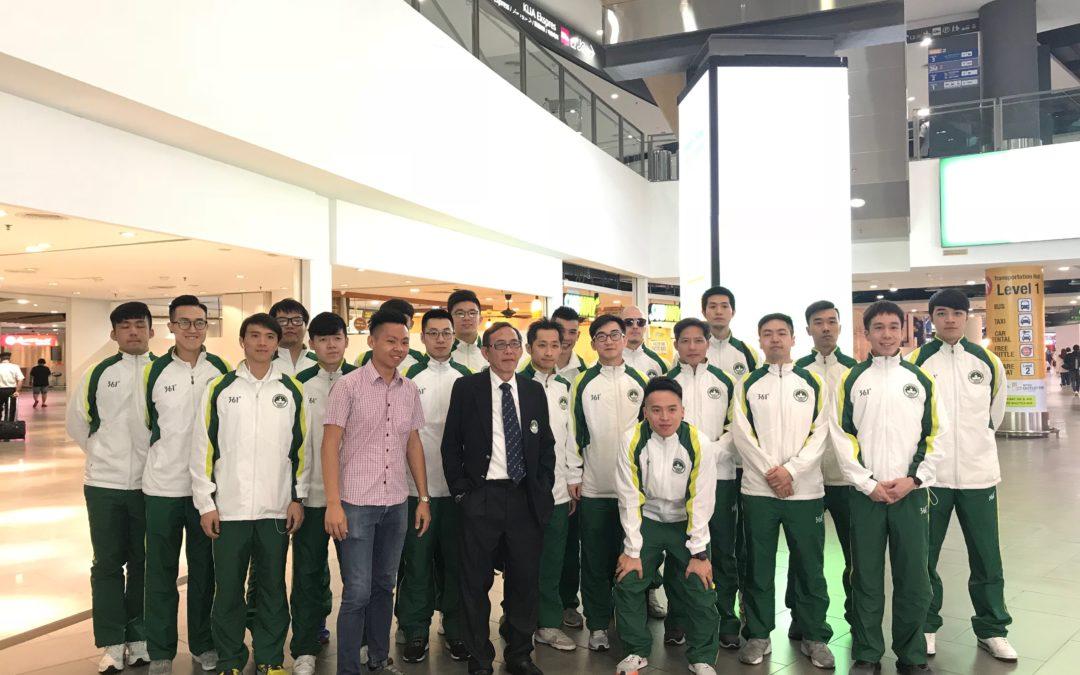 2018亞洲冰球挑戰杯