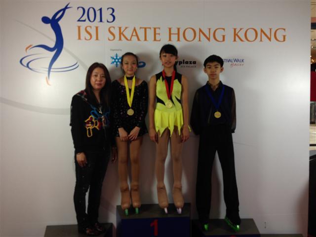 2013 ISI SKATE HONG KONG 冰上邀請賽