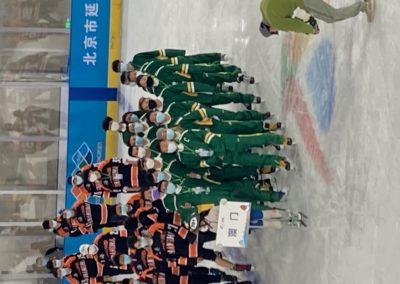 2021年全国男子冰球锦标赛成绩册及圖片